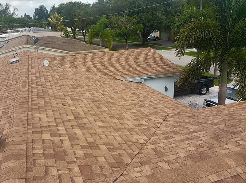 Project Portfolio Thompson S Roofing Inc